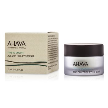 Ahava Time To Smooth Age Control Eye Cream  15ml/0.5oz