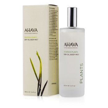 Ahava Deadsea Plants Bruma Aceite Corporal Mar Muerto  100ml/3.4oz