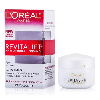 L'Oreal Creme RevitaLift Anti-Wrinkle +Creme Firming Eye Cream  14g/0.5oz