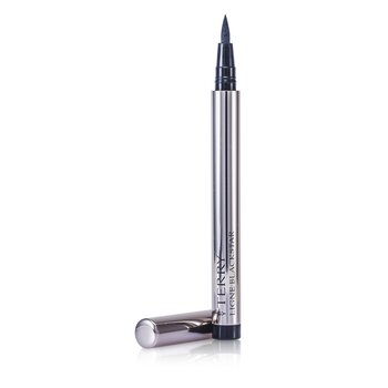 By Terry Ligne Blackstar Intense Delineador Ojos L�quidoWaterproof - # 1 So Black  0.8ml/0.02oz