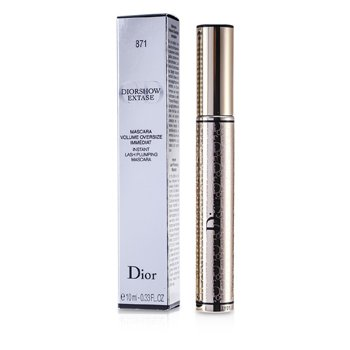 Christian Dior DiorShow Extase Instant Lash Plumping Mascara - # 871 Plum Extase  10ml/0.33oz