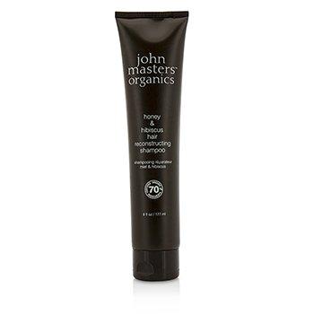 John Masters Organics Honey & Hibiscus Hair Reconstructor Shampoo  177ml/6oz