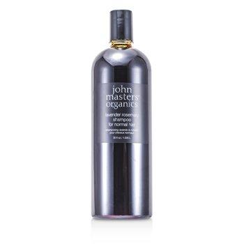John Masters Organics Lavender Rosemary Shampoo (For Normal Hair)  1035ml/35oz
