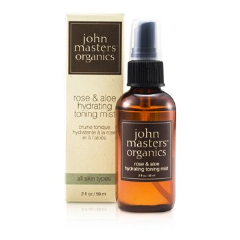 John Masters Organics Hidratante Rose & Aloe Hydrating Toning Mist  59ml/2oz