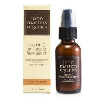 John Masters Organics Vitamin C Serum Antienvejecimiento Rostro ( Piel Madura/Seca )  30ml/1oz