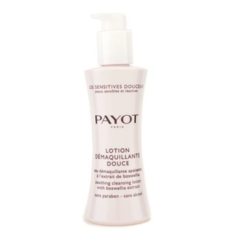 Payot Les Sensitives Lotion Demaquillante Douce Soothing Cleansing Lotion Pembersih  200ml/6.7oz