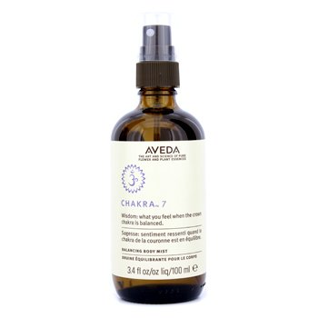 Aveda Spray corporal Chakra 7 Balancing Body Mist  100ml/3.4oz