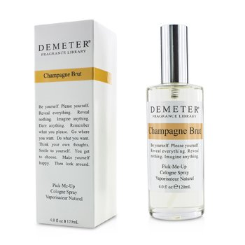 Demeter Champagne Brut Cologne Spray  120ml/4oz