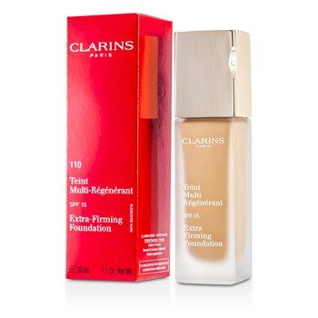 Clarins Base Maquillaje Extra Reafirmante SPF 15 - 110 Honey  30ml/1.1oz