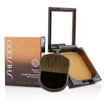 Shiseido Bedak Bronzer Bebas Minyak - #1 Light  12g/0.42oz