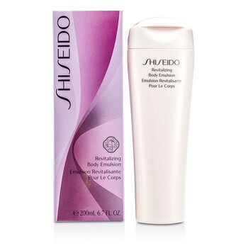 Shiseido Revitalizing Body Emulsion  200ml/6.7oz
