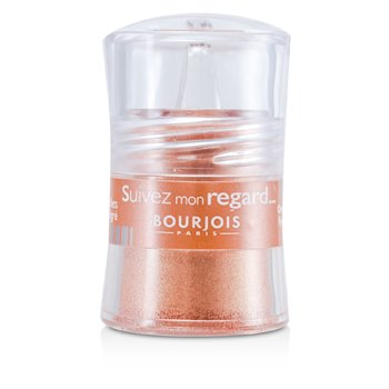 Bourjois Sombra Suivez Mon Regard  Intense Shimmers Eyeshadow - # 16 Regard Mandarine  2.6g/0.09oz