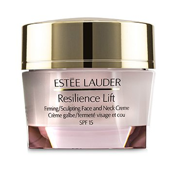 Estée Lauder Creme p/ a face e o pescoço Resilience Lift Firming/Sculpting SPF 15 ( Normal/Combination Skin )  50ml/1.7oz