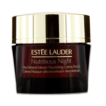 Estée Lauder Creme Mascara Facial Nutritious Night Vita-Mineral  50ml/1.7oz