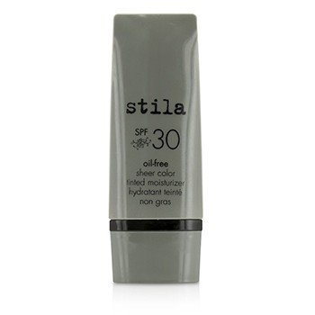 Stila Sheer Color Tinted Moisturizer SPF30 - # Medium (Medium 02) Unboxed  50ml/1.7oz