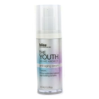 Bliss The Youth As We Know It Serum Antienvejecimiento  30ml/1oz