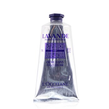 L'Occitane Lavender Harvest Creme p/ as m�os  ( Nova embalagem )  75ml/2.6oz
