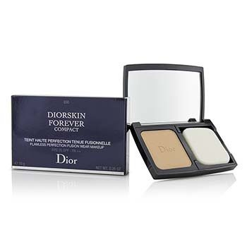Christian Dior Diorskin Forever Compact Flawless Perfection Fusion Wear Maquillaje SPF 25 - #030 Medium Beige  10g/0.35oz