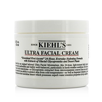 Kiehl's Creme facial Ultra   125ml/4.2oz