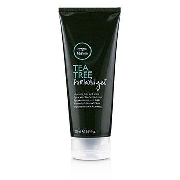 Paul Mitchell Tea Tree Gel Fijador (Fijación y Brillo Máximos)  200ml/6.8oz