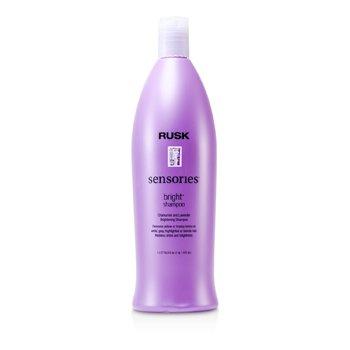 Rusk Sensories Bright Șampon Iluminator cu Mușețel și Levânțică  1000ml/33.8oz
