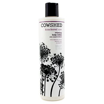 Cowshed Knackered Cow Relaxing Body Lotion  300ml/10.15oz