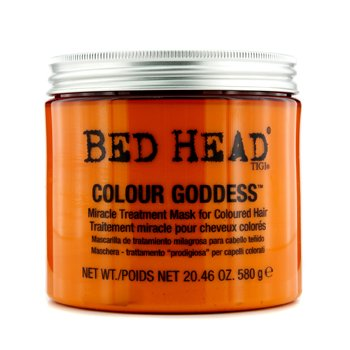 Tigi Bed Head Colour Goddess Miracle Mascarilla Tratamiento (Para Cabello Tinturado)  580g/20.46oz