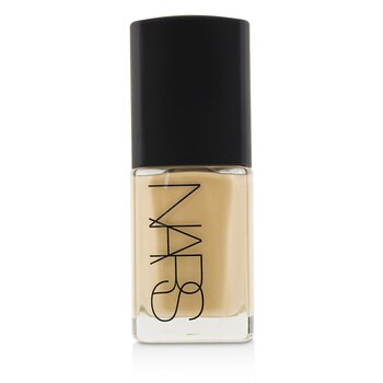 NARS Sheer Glow Foundation - Deauville (Light 4 - Light w/ Neutral Balance of Pink & Yellow Undertone)  30ml/1oz