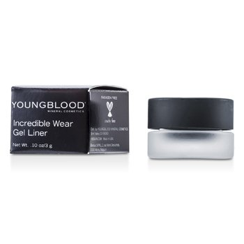 Youngblood Incredible Wear Delineador Gel - # Eclipse  3g/0.1oz