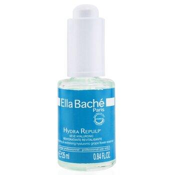 Ella Bache Nawilżająco-rewitalizujące serum do twarzy Hydra Repulp Rehydrating & Revitalising Hyaluronic Grape Flower Essence (duża pojemność)  25ml/0.85oz