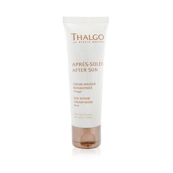 Thalgo ماسک کرمی ترمیم کننده آسیب های پوستی ناشی از نور خورشید  50ml/1.69oz