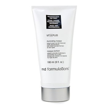 MD Formulations Vit-A-Plus Illuminating Masque (Salon Size)  180ml/6oz