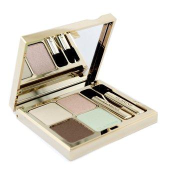 Clarins Eye Quartet Mineral Palette - # 01 Pastels  5.8g/0.2oz