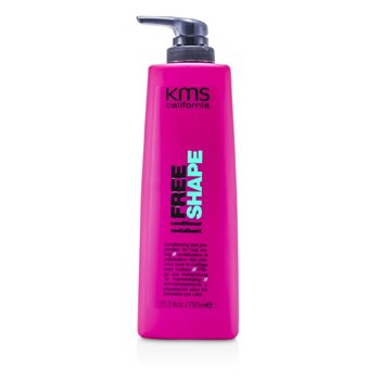 KMS California Free Shape Conditioner (Conditioning & Preparation For Heat Styling)  750ml/25.3oz