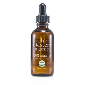 John Masters Organics 100% Argan Oil  59ml/2oz