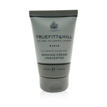 Truefitt & Hill Ultimate Comfort Crema Afeitado - Inolora ( Tubo Viaje )  103ml/3.5oz