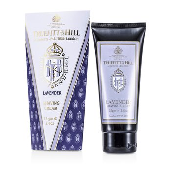 Truefitt & Hill Lavender Shaving Cream (Travel Tube)  75g/2.6oz