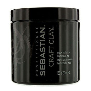 Sebastian Craft Clay Remoldable Matte Texturizer (Exp. Date: 08/2017)  150g/5oz