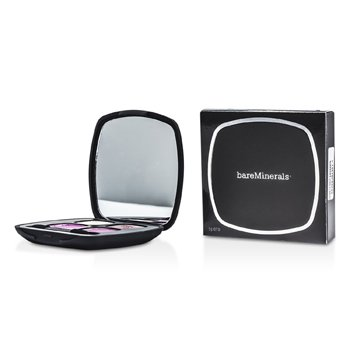 BareMinerals BareMinerals Ready  Sombra de Ojos 4.0 - The Dream Sequence ( # 500 Thread Count, # Romp, # Boudoir, # Nightcap )  5g/0.17oz