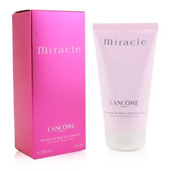 Lancome Miracle Bath And Shower Gel  150ml/5oz