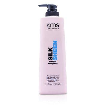 KMS California Nabłyszczający szampon do włosów Silk Sheen Shampoo (Shine & Movement)  750ml/25.3oz