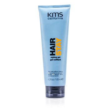 KMS California Hair Stay Styling Gel (Firm Hold Without Flaking)  125ml/4.2oz