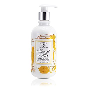 Caswell Massey Almond & Aloe Body Lotion  300ml/10oz