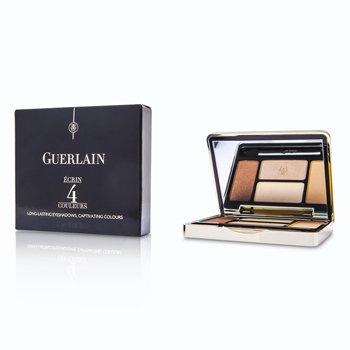 Guerlain Ecrin 4 Couleurs Long Lasting Eyeshadow - #07 Les Cuirs  7.2g/0.25oz