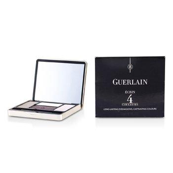 Guerlain Paleta czterech cieni do powiek Ecrin 4 Couleurs Long Lasting Eyeshadow - #08 Les Perles  7.2g/0.25oz