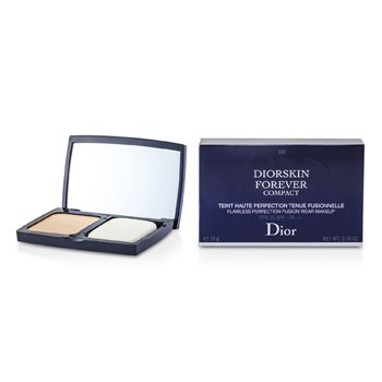 Christian Dior Diorskin Forever Compact Flawless Perfection Fusion Wear Makeup SPF 25 - #020 Light Beige  10g/0.35oz