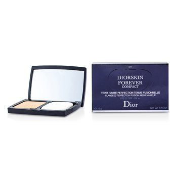 Christian Dior Diorskin Forever Compact Flawless Perfection Fusion Wear Makeup SPF 25 - #022 Cameo  10g/0.35oz