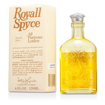 Royall Fragrances Royall Spyce All Purpose Lotion Spray  120ml/4oz