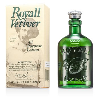 Royall Fragrances Royall Vetiver Loción Vap. Multiusos  120ml/4oz