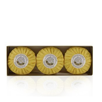 Roger & Gallet Bois d' Orange parfüümiga seep Coffret  3x100g/3.5oz